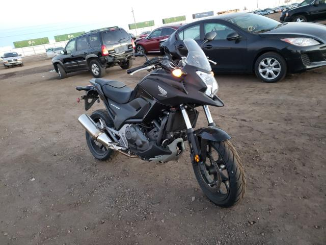 Honda NC700X salvage cars for sale: 2014 Honda NC700X