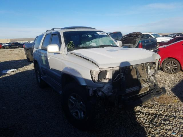Toyota 4runner salvage cars for sale: 1999 Toyota 4runner