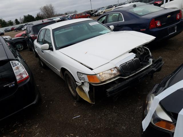Mercury Vehiculos salvage en venta: 2000 Mercury Grand Marq