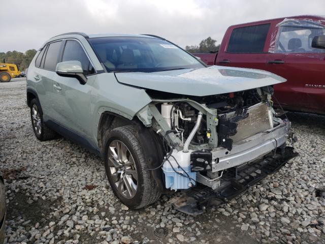 Salvage cars for sale from Copart Byron, GA: 2019 Toyota Rav4 XLE P