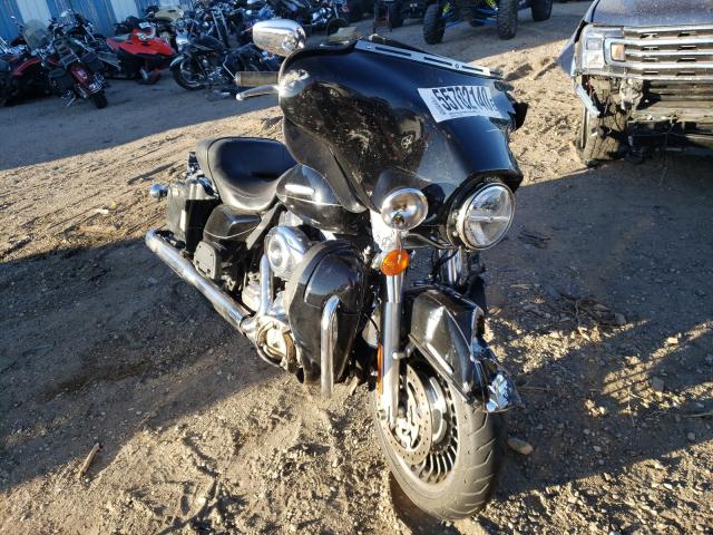 Salvage cars for sale from Copart Casper, WY: 2013 Harley-Davidson Flhtk Elec