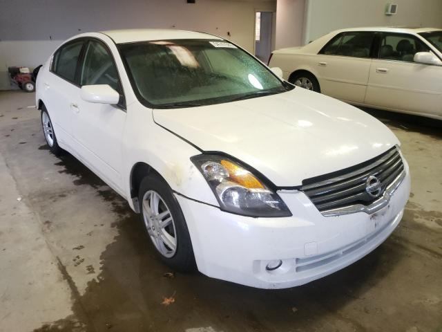 Salvage cars for sale from Copart Hampton, VA: 2008 Nissan Altima 2.5