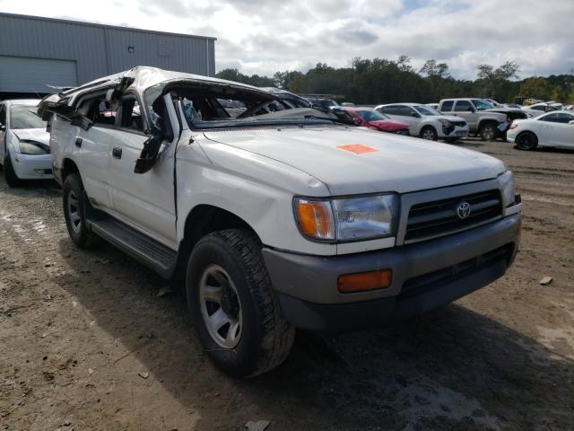 Toyota 4runner salvage cars for sale: 1998 Toyota 4runner