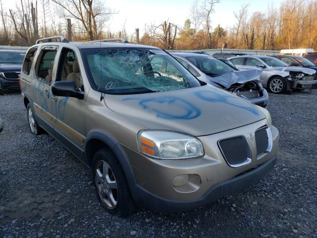 2006 Pontiac Montana SV for sale in Leroy, NY