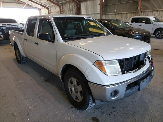 Salvage cars for sale from Copart Greenwell Springs, LA: 2007 Nissan Frontier C