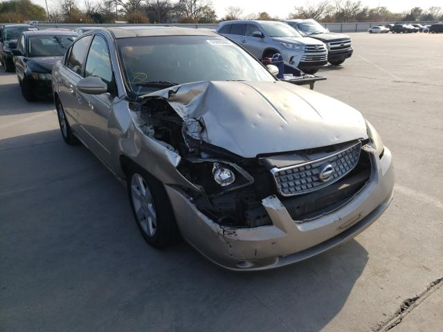 Salvage cars for sale from Copart Wilmer, TX: 2005 Nissan Altima S