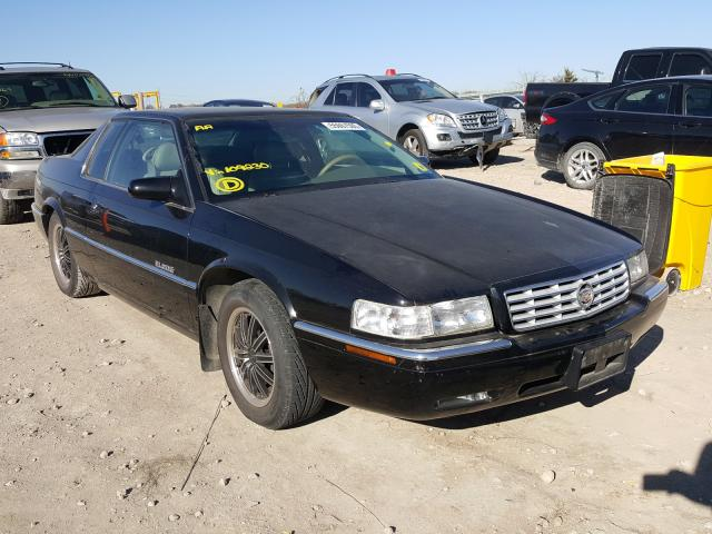 Salvage cars for sale from Copart Kansas City, KS: 2001 Cadillac Eldorado E