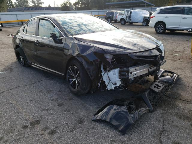 Salvage cars for sale from Copart Van Nuys, CA: 2019 Toyota Camry L