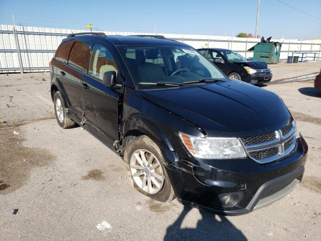 Salvage cars for sale from Copart Lexington, KY: 2016 Dodge Journey SX