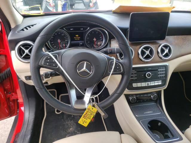 WDCTG4EB9KJ616927 2019 Mercedes-Benz Gla 250 2.0L