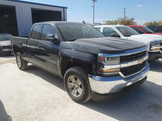 Salvage cars for sale from Copart Abilene, TX: 2018 Chevrolet Silverado