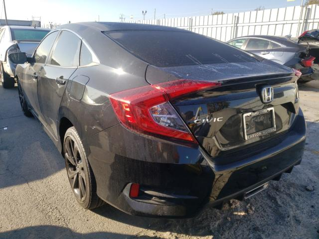 купить 2019 Honda Civic Spor 2.0L 19XFC2F82KE201807