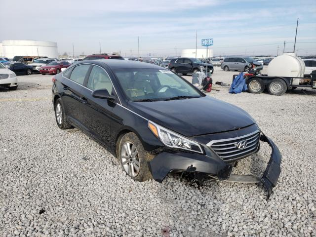 Salvage cars for sale from Copart Tulsa, OK: 2015 Hyundai Sonata SE