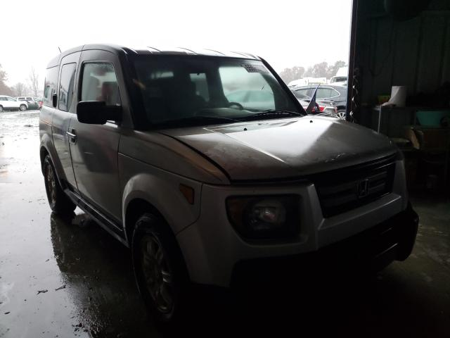 Salvage cars for sale from Copart Mebane, NC: 2007 Honda Element EX