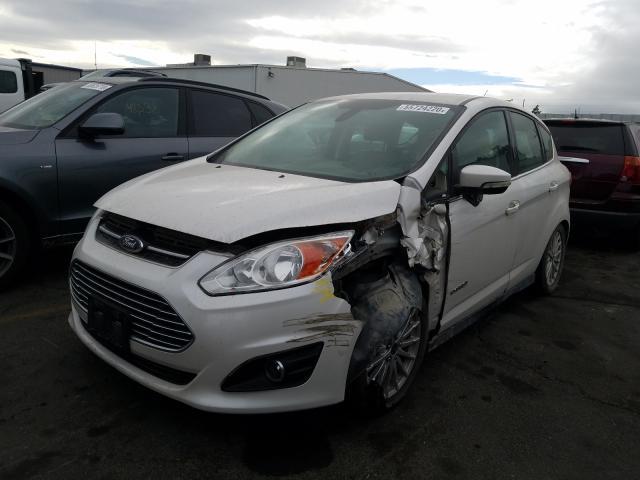 из сша 2013 Ford C-Max Sel 2.0L 1FADP5BU9DL549426