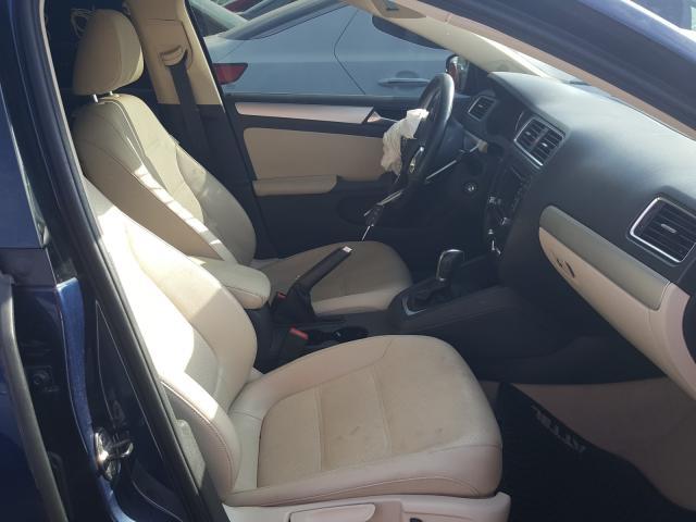 пригнать из сша 2013 Volkswagen Jetta Se 2.5L 3VWDP7AJ7DM352005