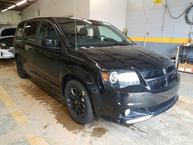 Dodge salvage cars for sale: 2020 Dodge Grand Caravan