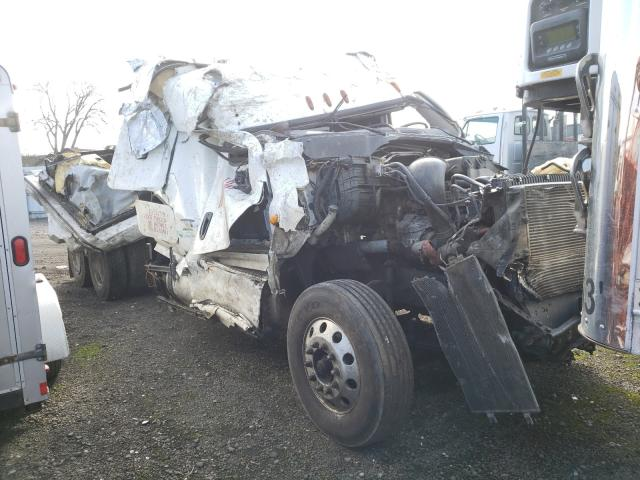 Salvage cars for sale from Copart Eugene, OR: 2015 Freightliner Cascadia 1
