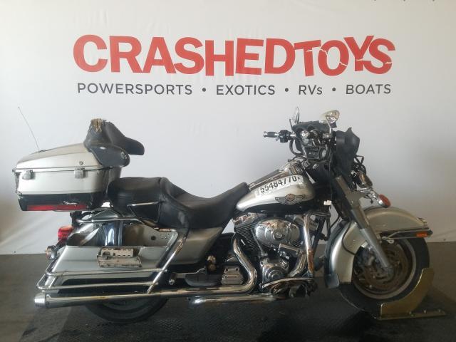 Vehiculos salvage en venta de Copart San Diego, CA: 2003 Harley-Davidson Flhtci ANN