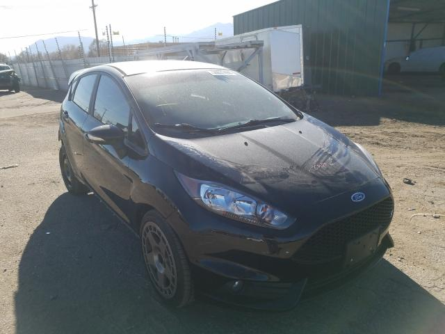 Ford Fiesta ST salvage cars for sale: 2019 Ford Fiesta ST