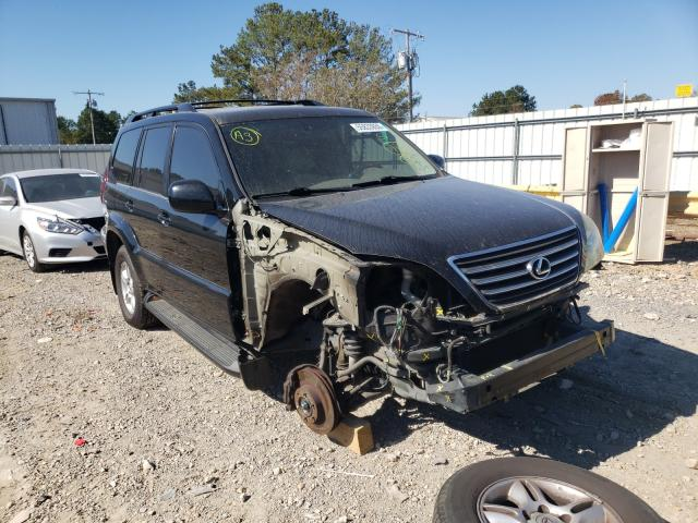 Lexus GX salvage cars for sale: 2007 Lexus GX