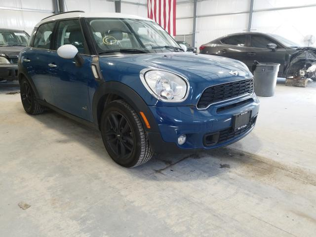 Mini salvage cars for sale: 2012 Mini Cooper S C