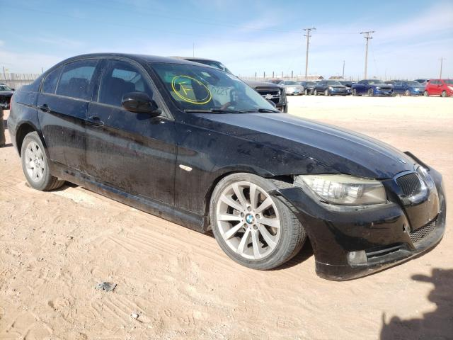 Salvage cars for sale from Copart Andrews, TX: 2010 BMW 328 I