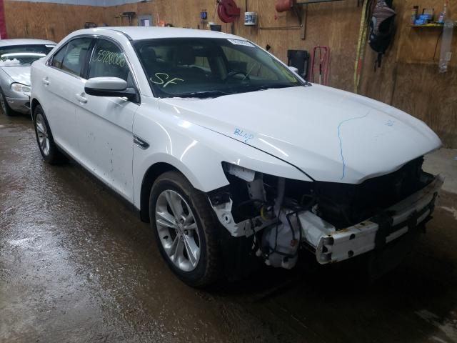 Salvage cars for sale from Copart Kincheloe, MI: 2013 Ford Taurus SEL