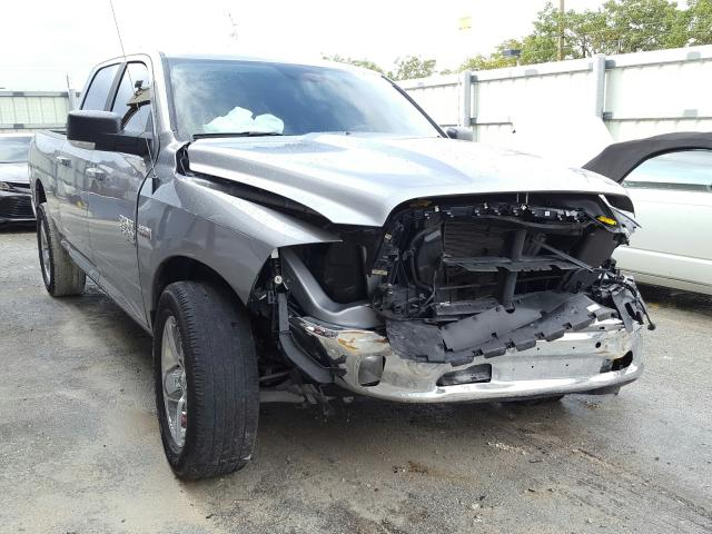 Salvage cars for sale from Copart Homestead, FL: 2019 Dodge RAM 1500 Class