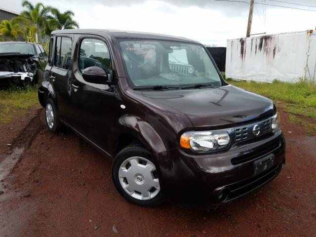 Salvage cars for sale from Copart Kapolei, HI: 2010 Nissan Cube Base