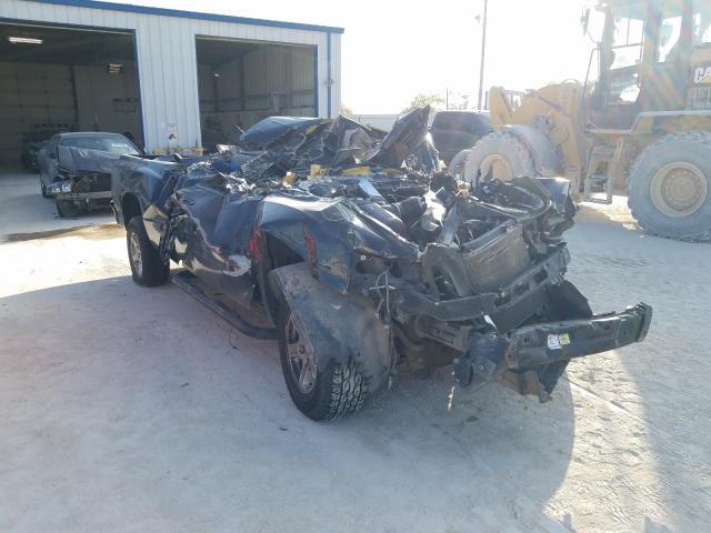 Salvage cars for sale from Copart Abilene, TX: 2005 Dodge Dakota SLT