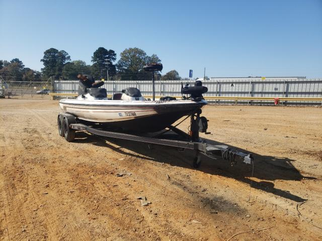 Salvage cars for sale from Copart Longview, TX: 2008 Skeeter Marine Trailer