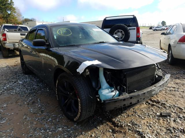 Salvage cars for sale from Copart Gainesville, GA: 2016 Dodge Charger R