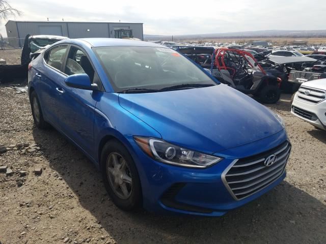 2018 Hyundai Elantra SE for sale in Albuquerque, NM