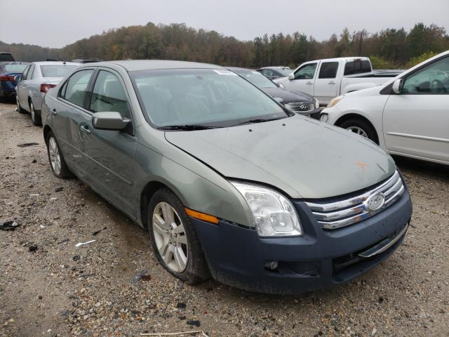 Salvage cars for sale from Copart Hampton, VA: 2008 Ford Fusion