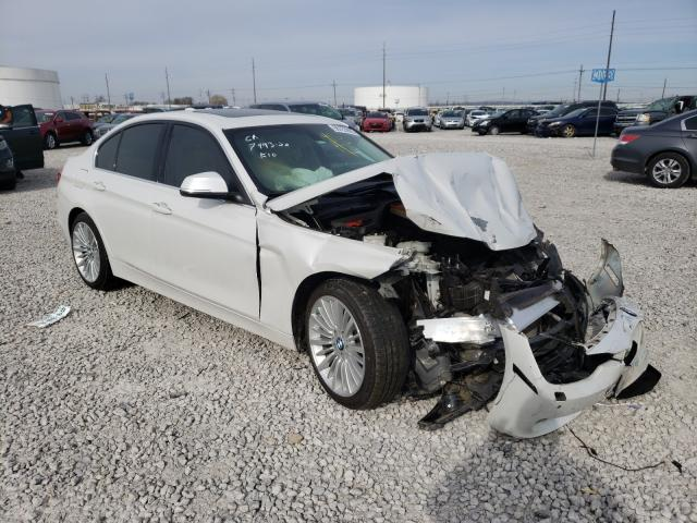 BMW 328 D Xdrive salvage cars for sale: 2014 BMW 328 D Xdrive