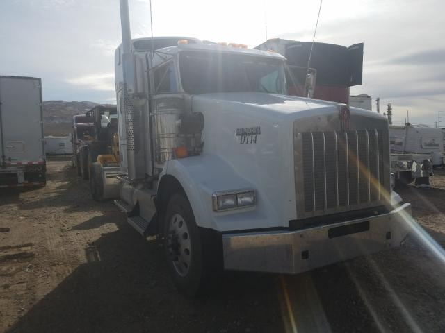 Kenworth salvage cars for sale: 2016 Kenworth Construction