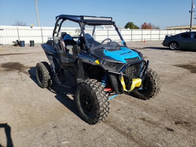 Salvage cars for sale from Copart Lexington, KY: 2019 Polaris RZR XP Turbo