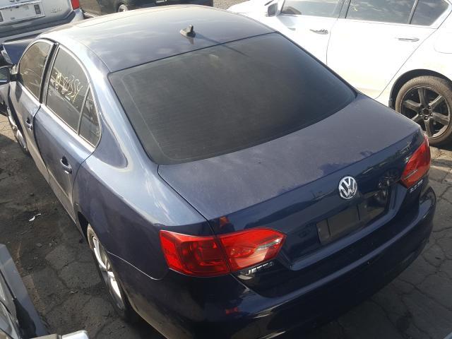 купить 2013 Volkswagen Jetta Se 2.5L 3VWDP7AJ7DM352005