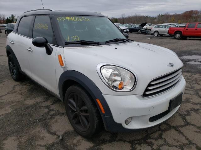 Mini salvage cars for sale: 2012 Mini Cooper COU
