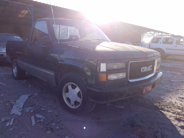 Salvage cars for sale from Copart Cartersville, GA: 1992 Chevrolet 1500