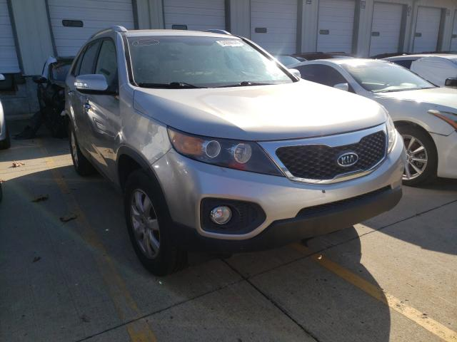 Salvage cars for sale from Copart Louisville, KY: 2013 KIA Sorento LX