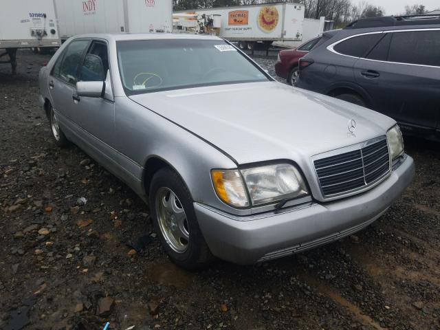 Salvage cars for sale from Copart Pennsburg, PA: 1999 Mercedes-Benz S 500