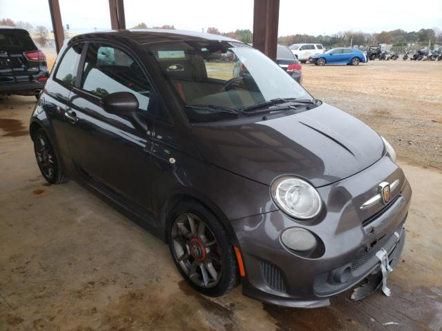 Fiat salvage cars for sale: 2015 Fiat 500 Abarth