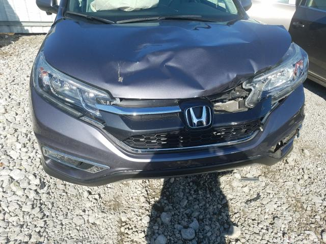 5J6RM4H59GL088827 2016 Honda Cr-V Ex 2.4L