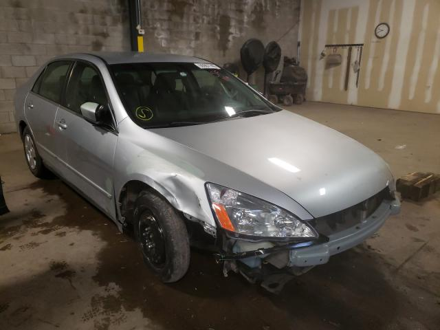 Salvage cars for sale from Copart Chalfont, PA: 2007 Honda Accord LX