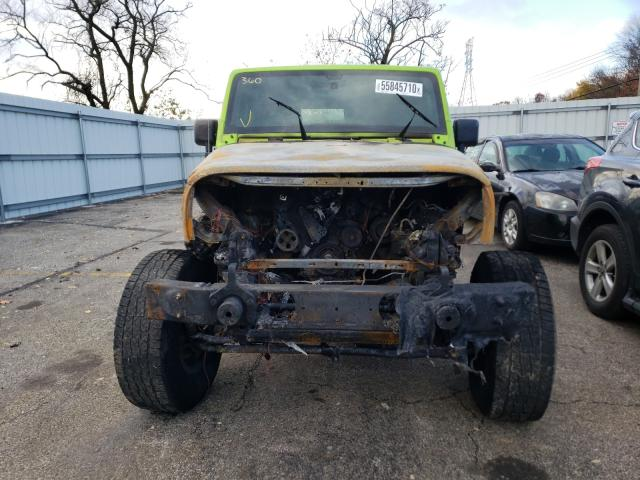 1C4AJWAG6DL519736 2013 Jeep Wrangler S 3.6L