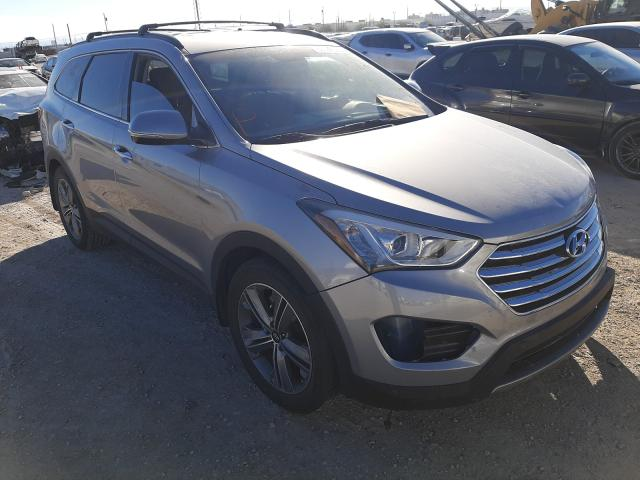 KM8SN4HF0GU155625 2016 Hyundai Santa Fe S 3.3L