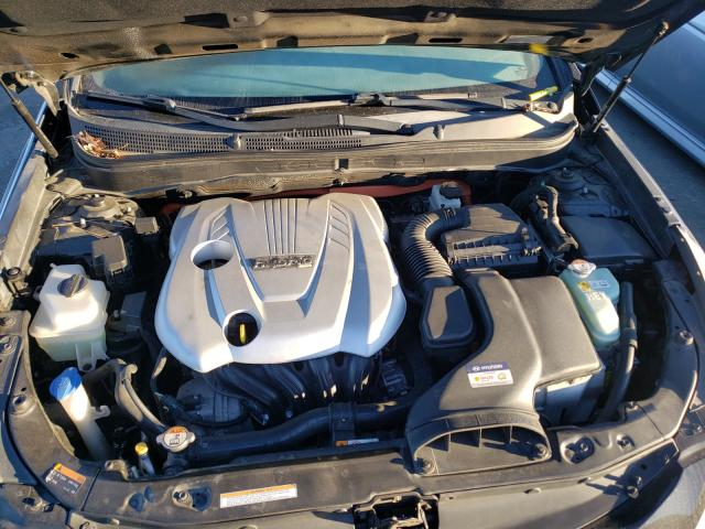 2013 Hyundai SONATA | Vin: KMHEC4A49DA073174