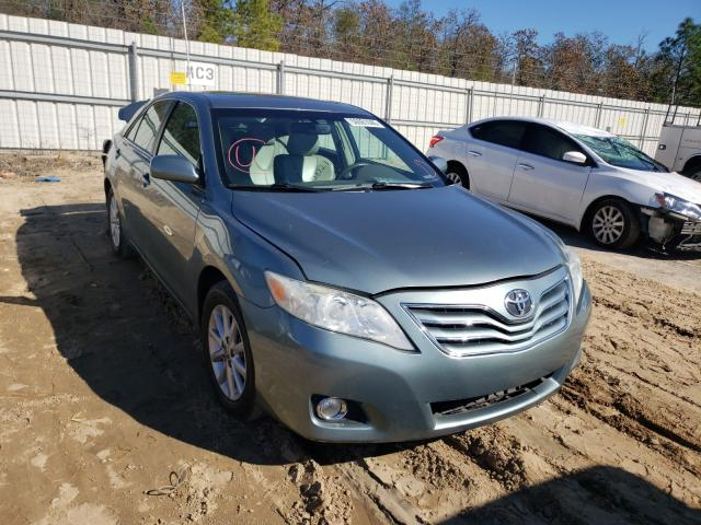 Salvage cars for sale from Copart Gaston, SC: 2011 Toyota Camry SE